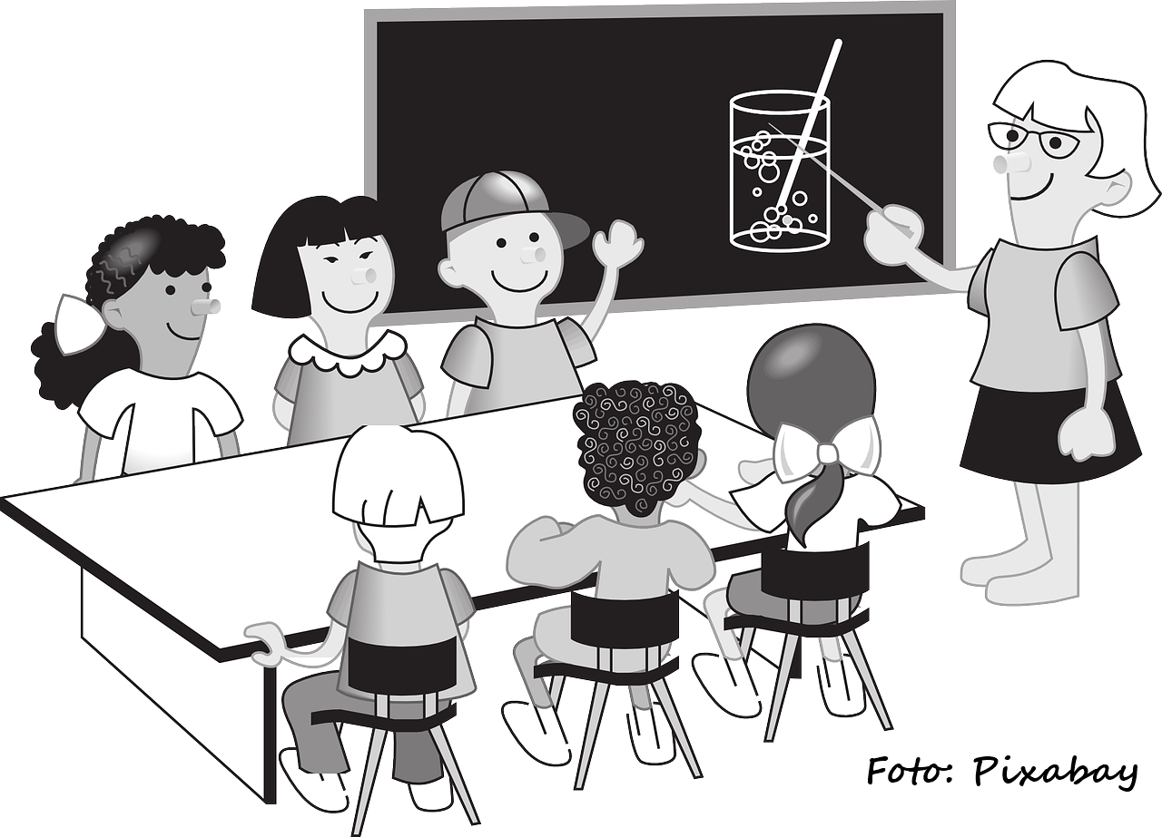 BILD Schulklasse 1